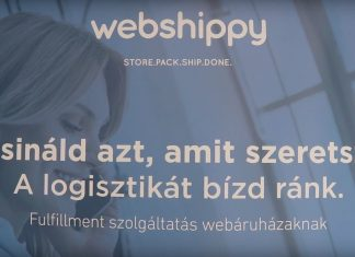 WEBSHIPPY Fulfillment - Perényi András