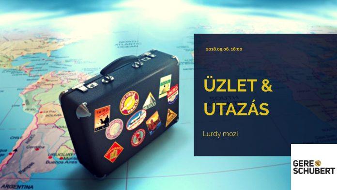 Üzlet és utazás est - Dallos Zoltán
