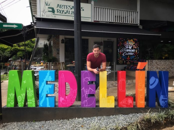 Kolumbia Medellin